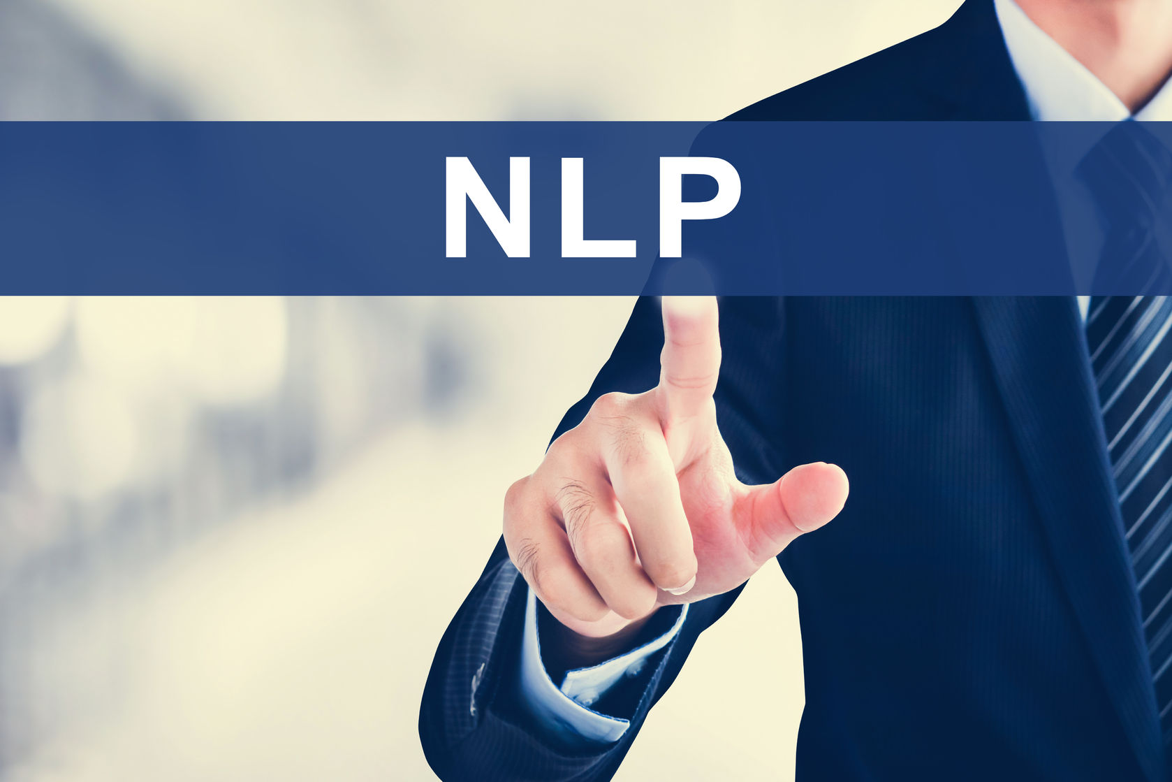 47441189 - businessman hand touching nlp (or neuro linguistic programming) sign virtual screen
